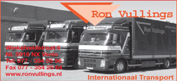 Ron Vullings internationaal transport